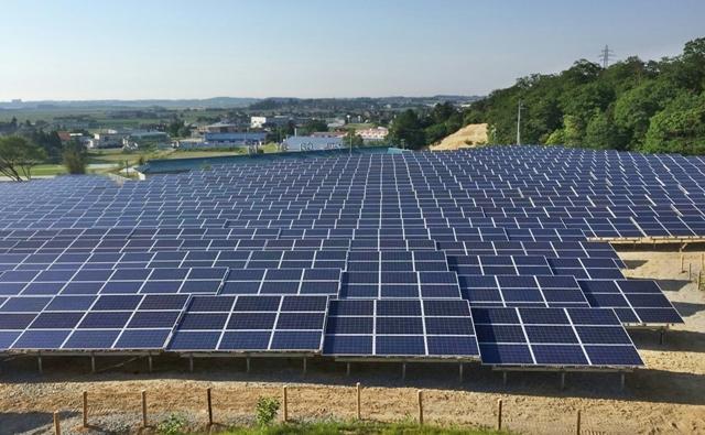 太陽光発電事業 はじめに
